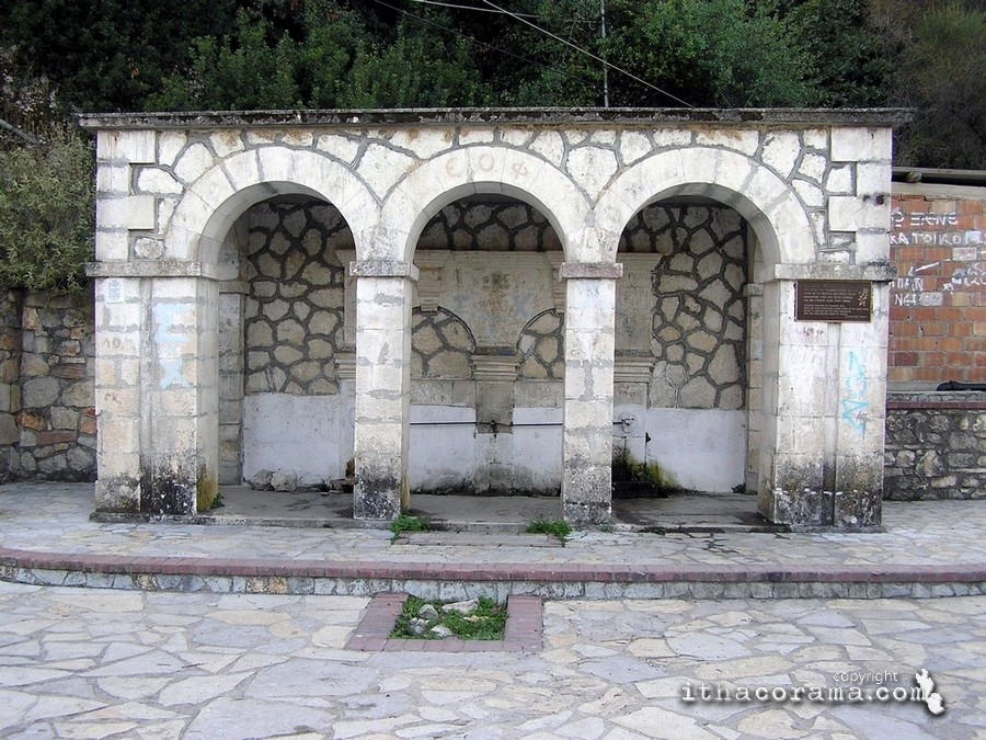 Kalamos Fountain